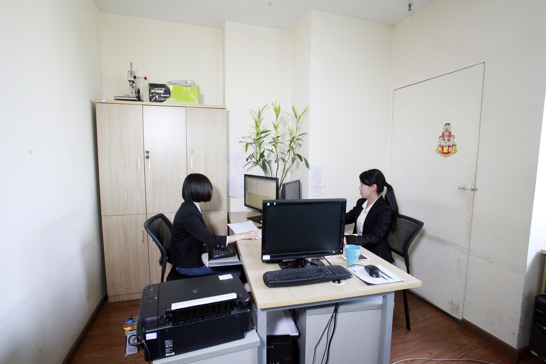 办公室环境